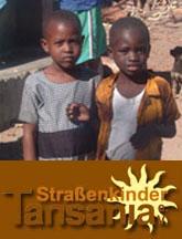 Straßenkinder Tansania
